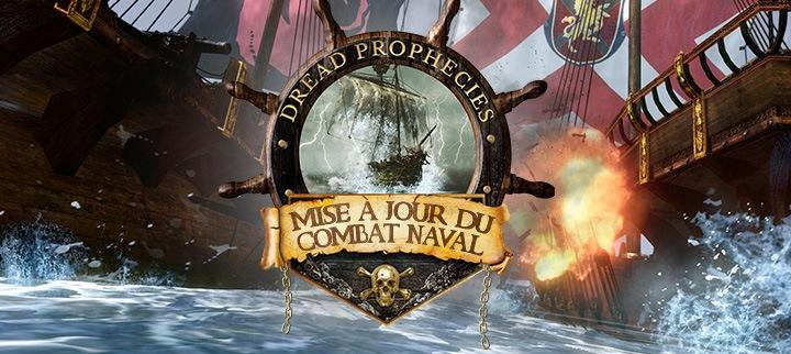 Bataille navale au lancement des prophéties de l'effroi !