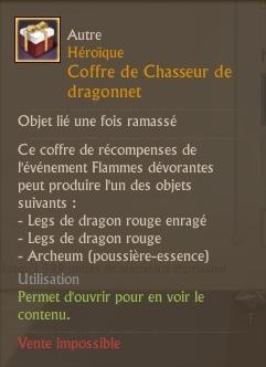 Coffre de chasseur de dragonnet