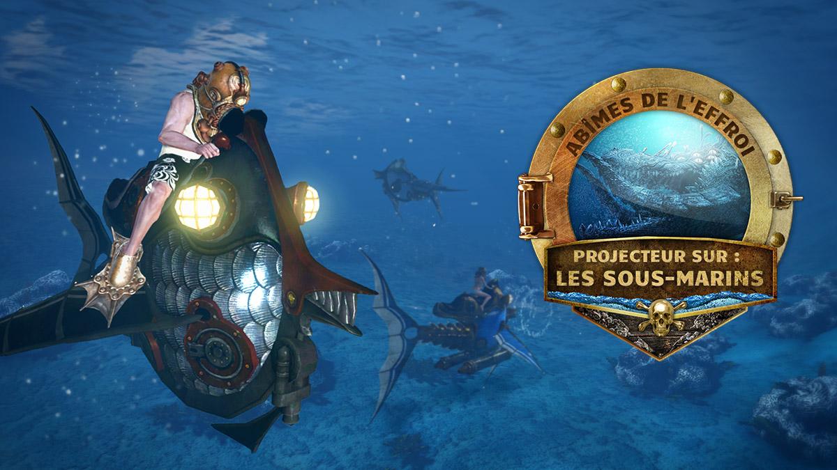 Monture sous-marin débarque sur le MMO gratuit ArcheAge !