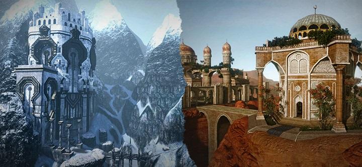 Les terres inexplorées d'ArcheAge 3.0 Révélation