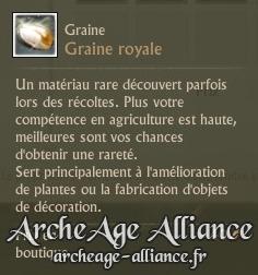 Graine royale
