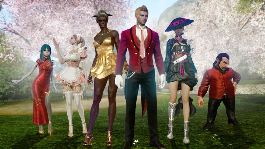 Discussion avec la team ArcheAge sur le serveur Prophecy