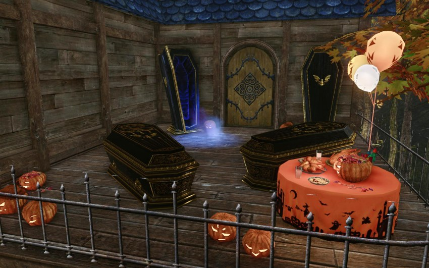 Lits en cercueil