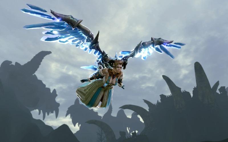 ailes cristallines (planeur)