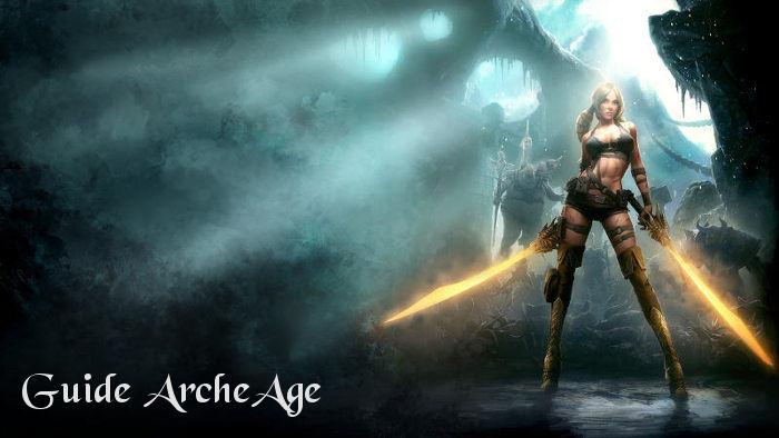 Bienvenue sur ArcheAge