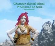 Cadeau de quatrième semaine, le titre « Chasseur abyssal » !