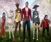 Découvrez la Collection de costumes de printemps par Amary