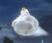 Nuage magique ! Le Magicoptère cumulus débarque sur la boutique