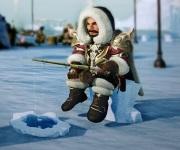 Événement : Festival de pêche sous la glace !