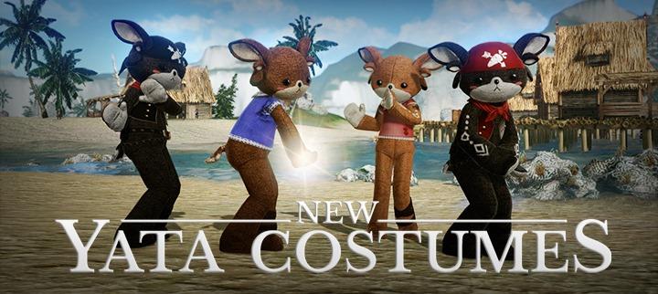 Costumes de Yata