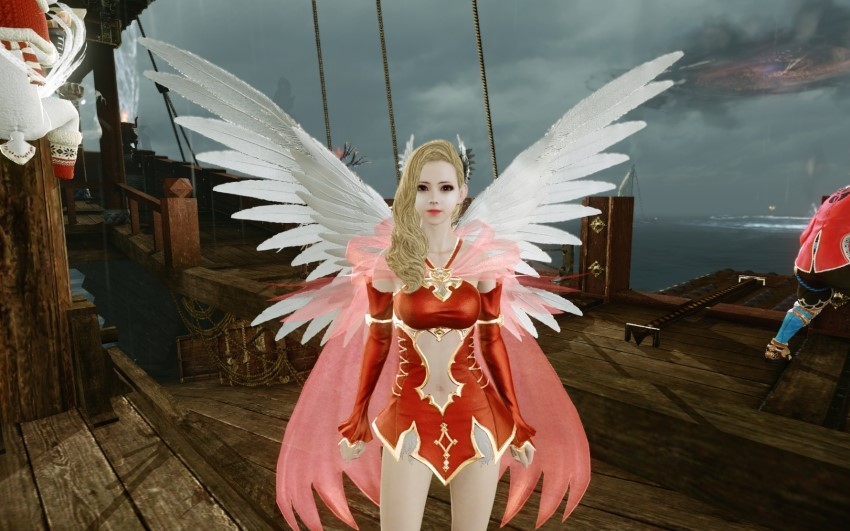 Battle Fae Costume