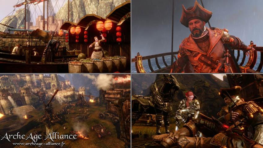 Exemple de scènes coupées de l'Elfe
