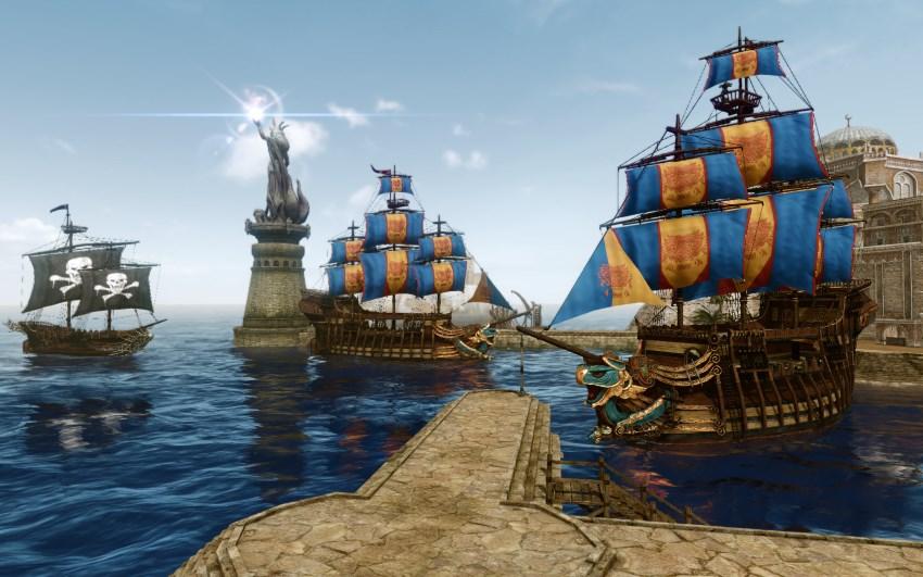 Personnaliser son navire de guerre, pour le commerce, pour en faire un vaisseau furtif, ou autre...