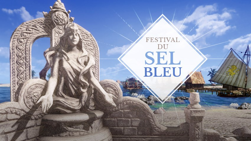 ArcheAge : suivez l'événement du Festival du Sel bleu !
