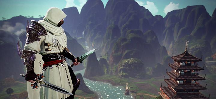 ArcheAge accueille des tenues de Ninja !