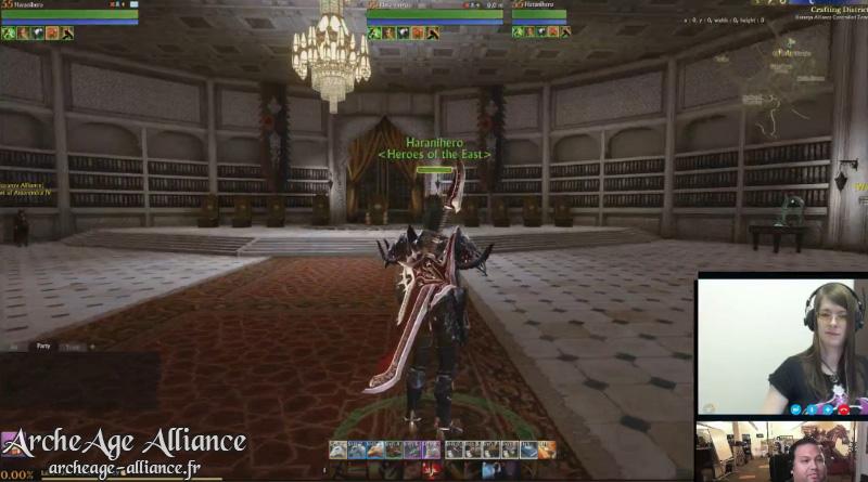 Système de héros : ArcheAge 2.0