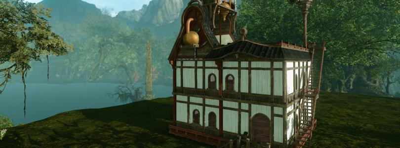 ArcheAge 2.0 : présentation des nouvelles maisons de la mise à jour Éveil des héros