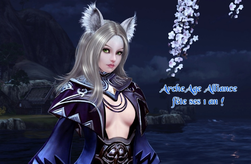 ArcheAge Alliance : 1 an !