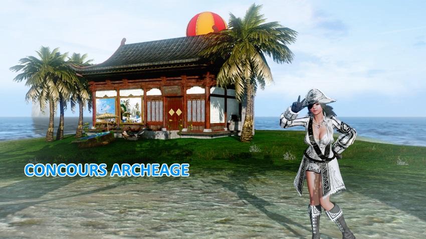 Montrez vos plus belles maisons sur ArcheAge