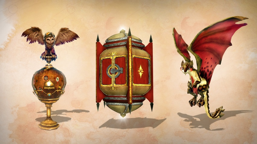 Packs ArcheAge 2.9 Ascension disponibles sur la boutique de Glyph
