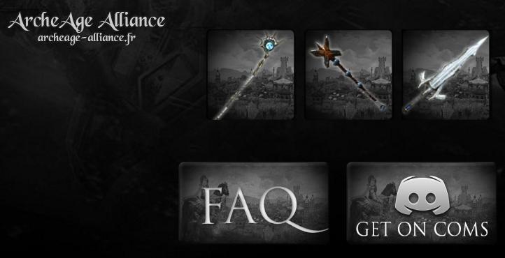 Pack Imperium offert pour ArcheAge