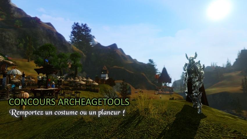 Concours ArcheAgeTools - octobre 2016