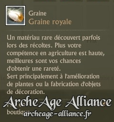 Graine royale