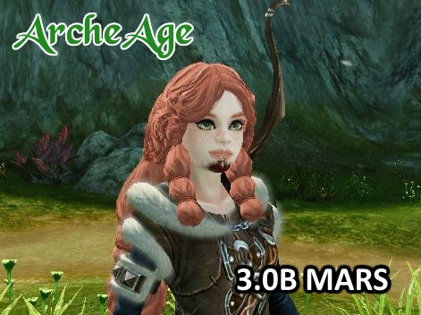 Notes de mise à jour ArcheAge 3.0B de Mars 2017
