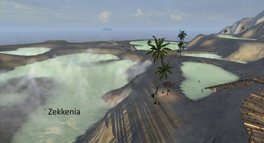 Screen de Zekkenia