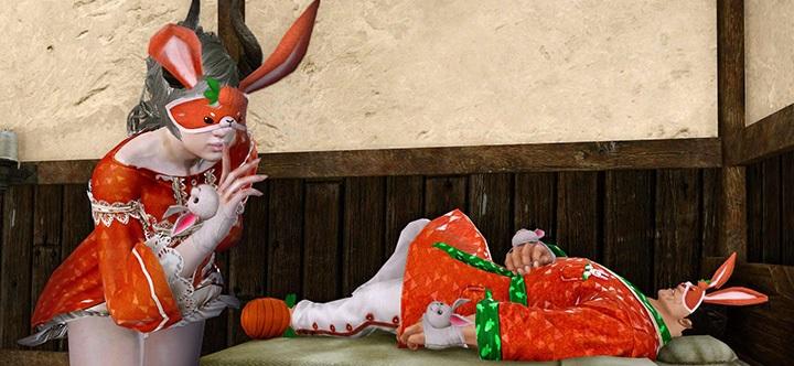 Robe de papillonnage et pyjama lapin sur la boutique