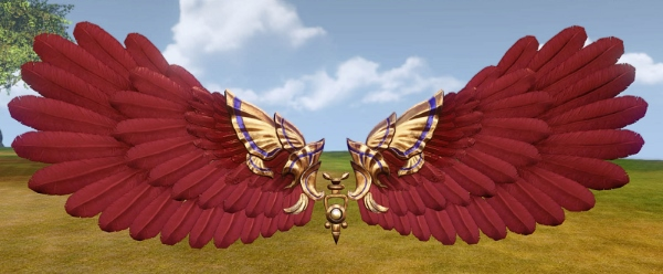Planeur ailes de revanche