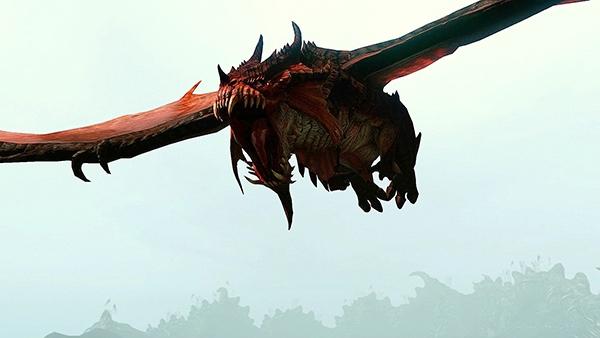 Donjon du Dragon Rouge
