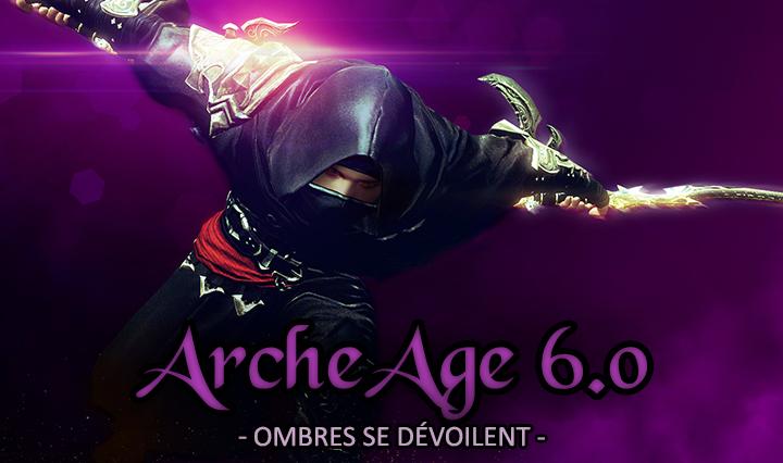 ArcheAge - patch notes 6.0