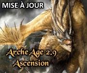 ArcheAge 2.9 Ascension : les nouveautés qui vous attendent !