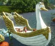 OFFICIEL : Petit cadeau d'un bateau cygne
