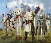 OFFICIEL : Collection de costumes d'hiver d'Amary !