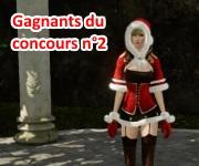 Concours ArcheAge Alliance n°2 - costume à poinsettias et gastérosonique !