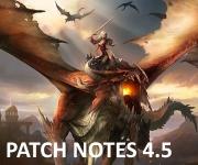 ArcheAge 4.5 Avènement des Légendes : le patch notes !