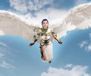 Déployez vos ailes !