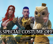 ArcheAge Unchained : offre spéciale de costumes de Daru