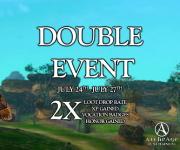 Le Double Event revient une fois de plus !