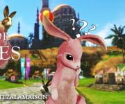 Des lapins troubleurs de fête et des aventures egg-cellentes