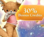 Obtenez 30% de crédits supplémentaires sur ArcheAge Unchained