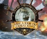 Prophéties de l'effroi - combat naval