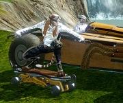 OFFICIEL : Le coupé sylvestre et le longboard sont sur ArcheAge !