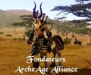 Annonce des fondateurs d'ArcheAge Alliance !
