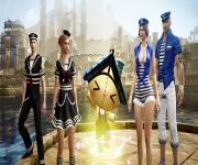 Mise à jour de la boutique - costumes et uniformes marins