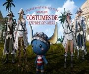 OFFICIEL : Mise à jour de la Boutique - Costumes de l'Hydre des mers