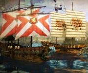 Prophéties de l'effroi - personnalisation de navire