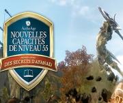 OFFICIEL : Les secrets d'Ayanad - le niveau 55